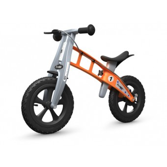 Беговел FirstBIKE Cross (с тормозом)